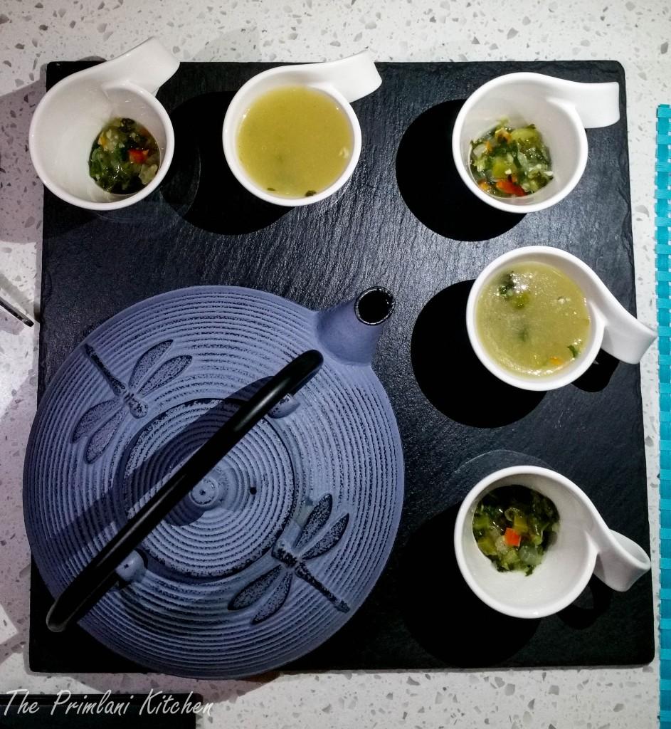 Gobi Manchurian : Crispy Cauliflower Fritters in sweet, spicy, and ...